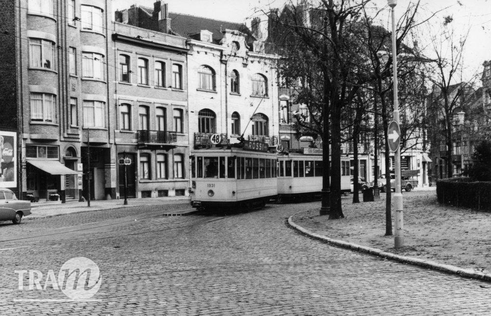 Motrice 1931 (ligne 48)